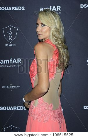 LOS ANGELES - OCT 29:  Lady Victoria Hervey at the amfAR's Inspiration Gala Los Angeles - After Party at the 1OAK  on October 29, 2015 in West Hollywood, CA