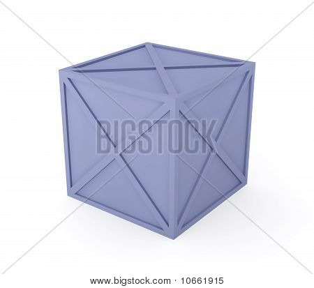 Blue Iron Box