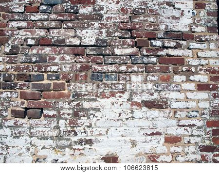 Texture - Brickwall - Vintage