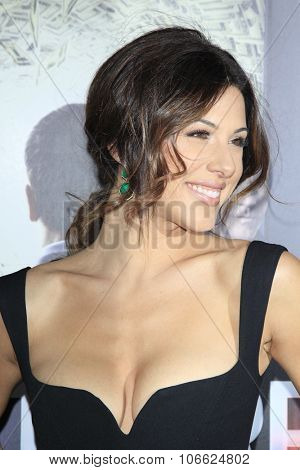 LOS ANGELES - OCT 29:  Cristina Rosato at the