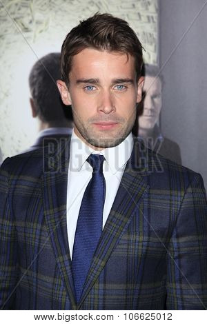 LOS ANGELES - OCT 29:  Christian Cooke at the