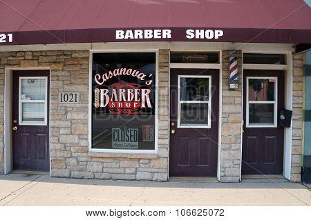 Casanova's Barber Shop