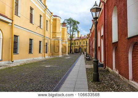 Cobblestone Old City