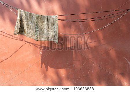 Shadow Of Sack Rag