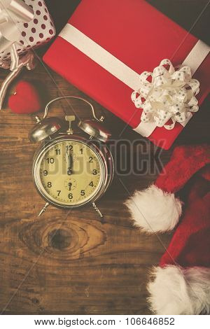 Christmas And New Yaar Holiday