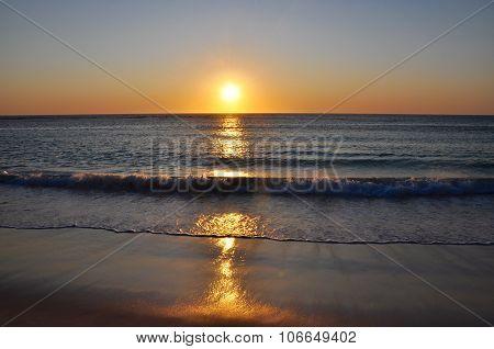 Sunset Reflections:Hangover Bay, Western Australia