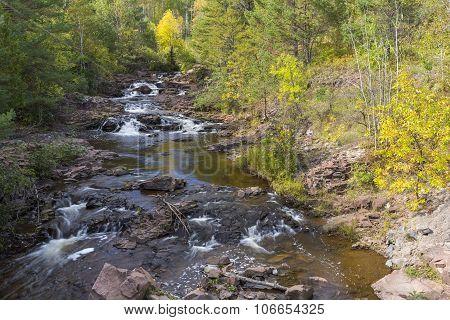 Amity Creek Falls