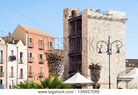 Tower Medieval Elephant