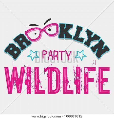 Brooklyn Wildlife Party