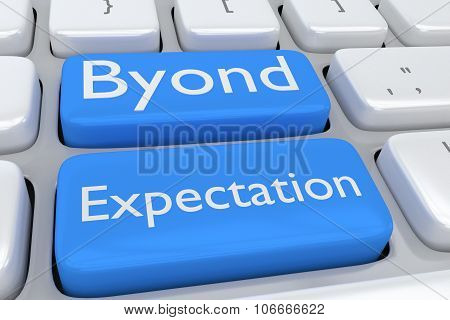 Beyond Expectation Concept