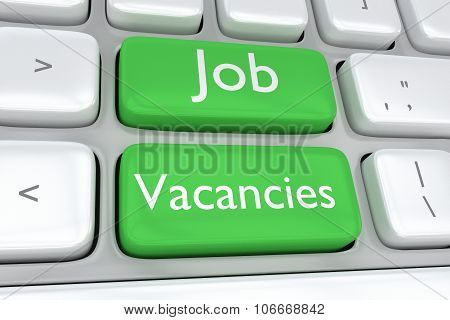 Job Vacancies Concept