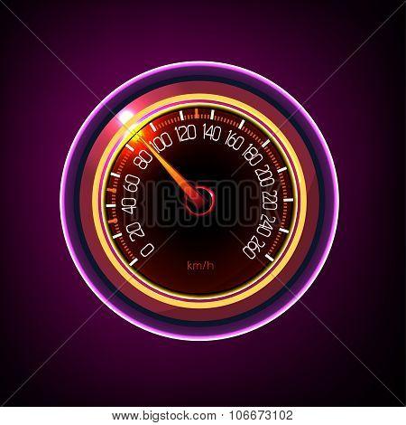 Speedometer 01 A