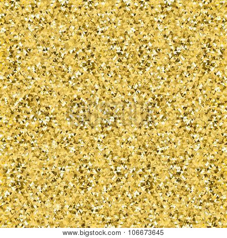 Gold Texture. Yellow Gold Pattern. Background Precious Metal.