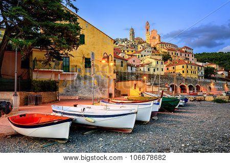 Cervo, Italy