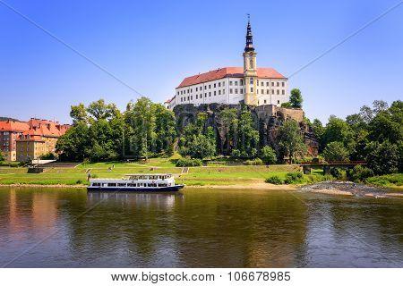 Tetschen Castle, Decin, Czech Republic