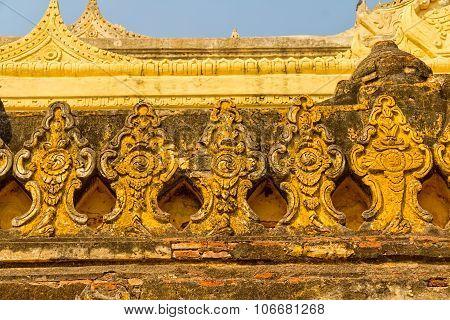 Maha Aungmye Bonzan, Mandalay