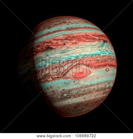 Jupiter isolated planet