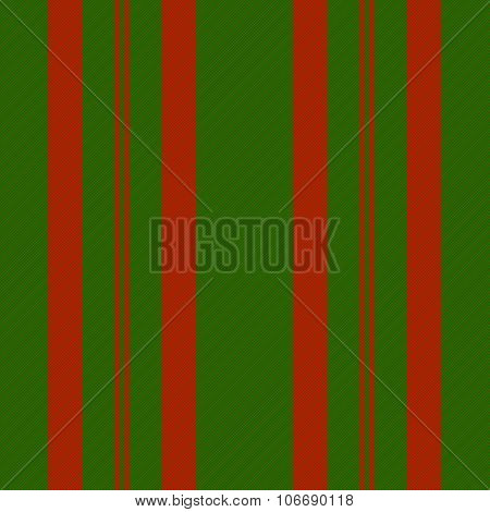 Abstract seamless vertically stripped red green background