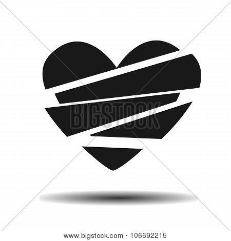 Broken Heart Flat