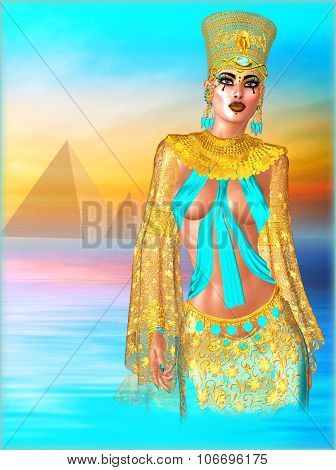 Within an Egyptian Dream