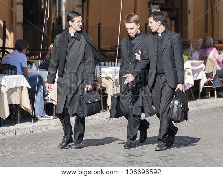 ROME, ITALY - OCTOBER 30