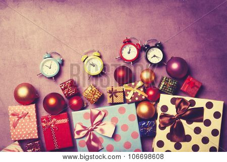 Gifts With Alarm Clocks
