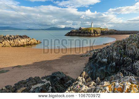 East Side Of Ynys  Llanddwyn ,  Anglesey