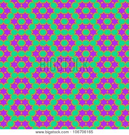 Non-representational seamless pattern
