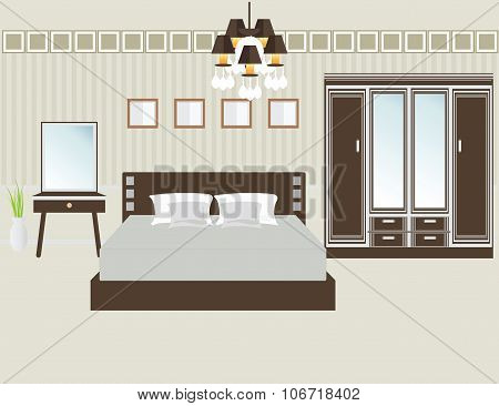 Design Double Bedroom.