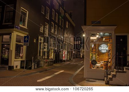 Cheese shop Amsterdam