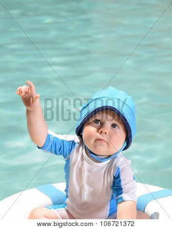 Water Safety With Infant