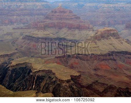 Grand Canyon in Arizona in the USA