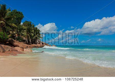 Rocky Beach Violent Surf