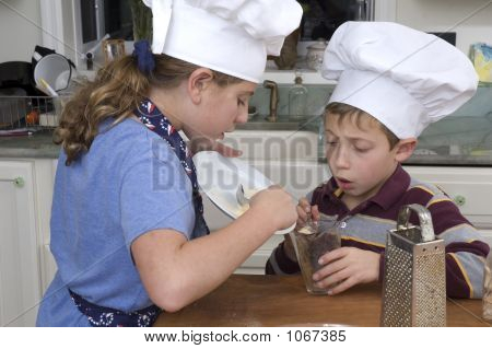 Baking A Pie 2
