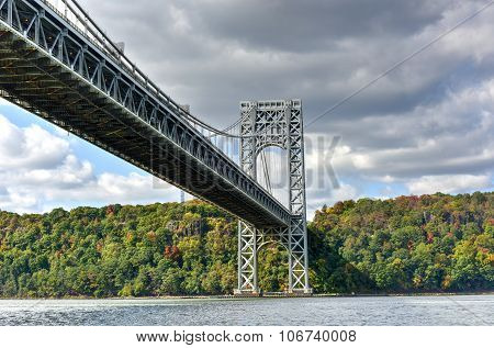 George Washington Bridge - Ny/nj
