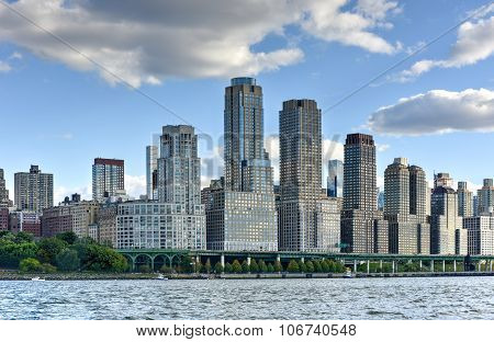 West Side Manhattan