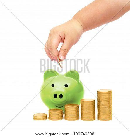 Green saving