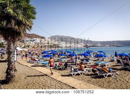 Playa De Las Americas. Tenerife