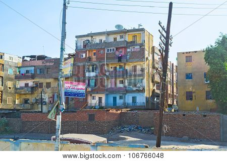 The Houses Of Edfu