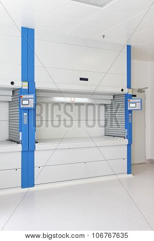 Automated High Bay Warehouse