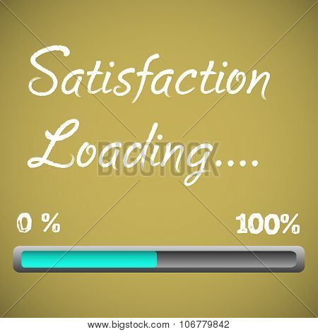 Satisfaction loading
