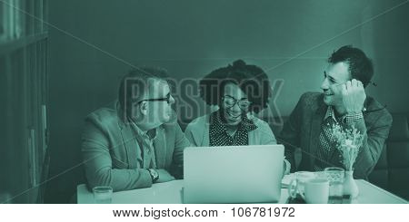 Business Team Corporate Organization Meeting Concept