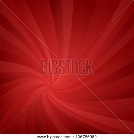 Red twirl pattern background