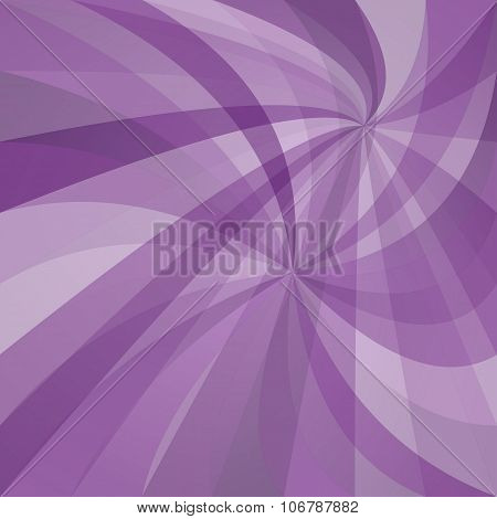 Purple double spiral design background