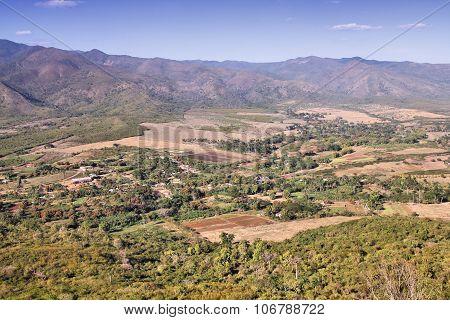 Cuba Rural Landscape