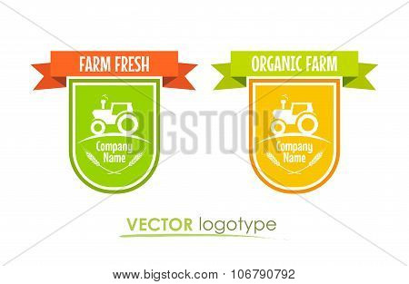 Set Logos For Farm Company