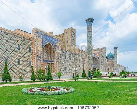 The Spring In Samarkand