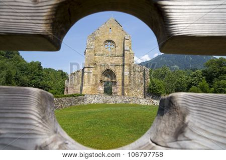 Abbey of Saint Jean d'Aulps  , France