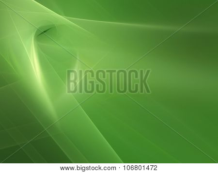 Abstract green softness smooth background