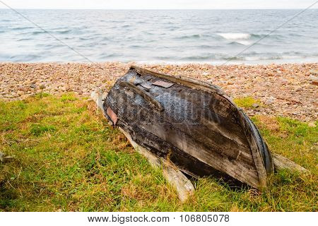 Old Boat Keel